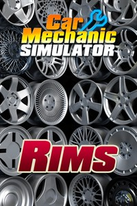Car Mechanic Simulator - Rims DLC
