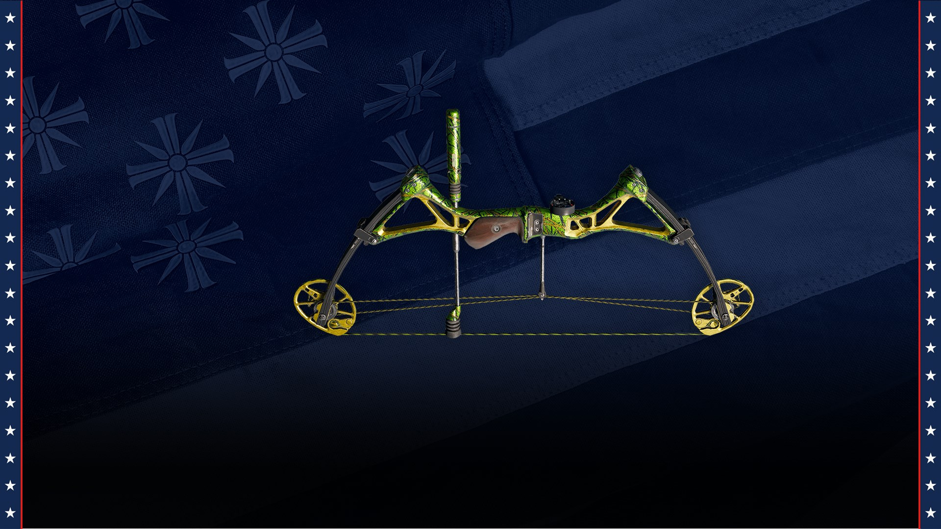 FAR CRY 5 - Compound Bow with Big Game Hunter Skin