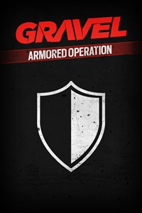 Carátula del juego Gravel Armored Operation