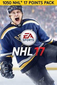 1.050 NHL™ Points Pack