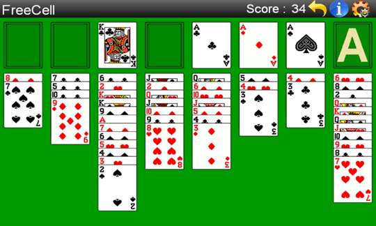 Freecell solitaire windows 7 version
