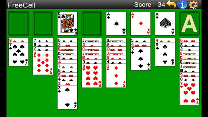 free freecell solitaire 2015 v3 0