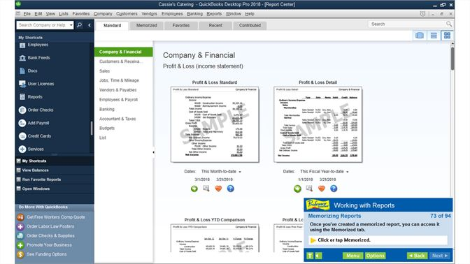 learn how to use quickbooks 2018