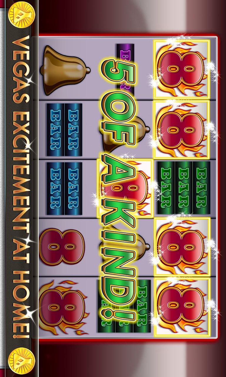 Blazing 888 Slots