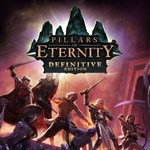 Pillars of Eternity: Definitive Edition Logo