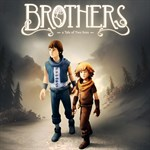 Brothers: a Tale of Two Sons Logo
