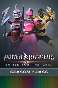 Power Rangers: Battle for the Grid - Season One Pass