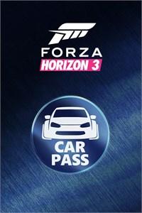 Carátula del juego Forza Horizon 3 Car Pass