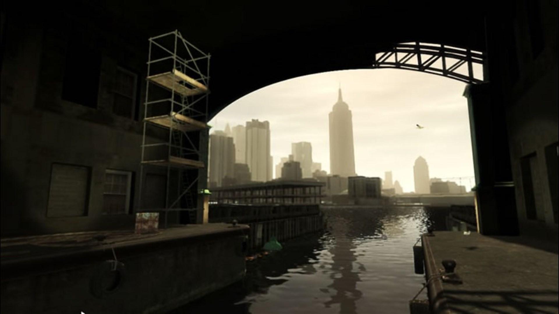 Скриншот №23 к Grand Theft Auto IV