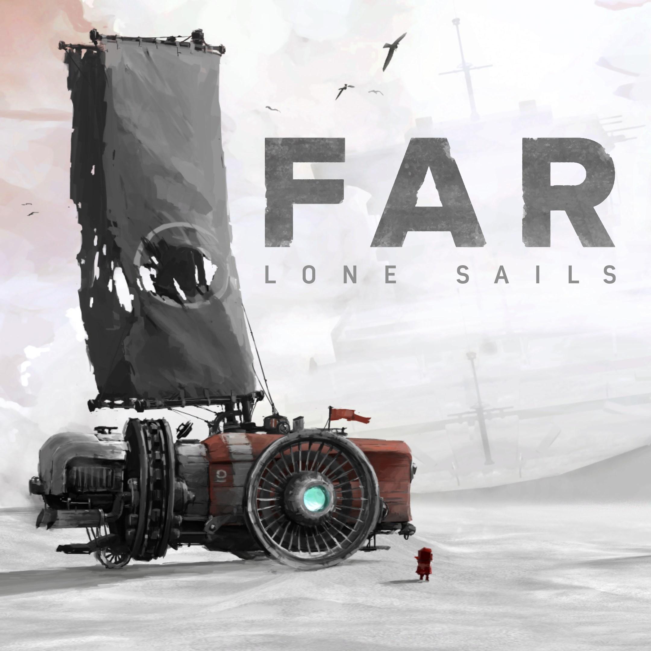 Far: Lone Sails