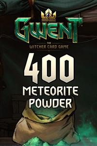 GWENT – 400x Meteorite Powder