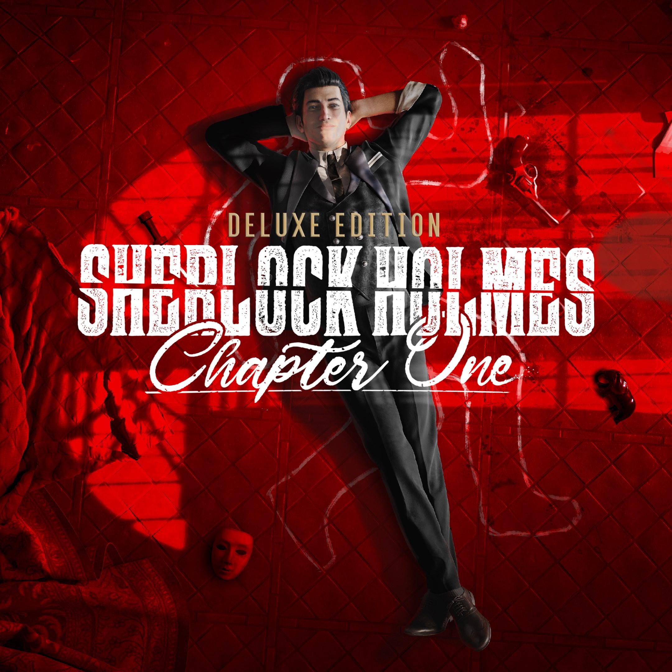 Sherlock Holmes Chapter One 디럭스 에디션선주문