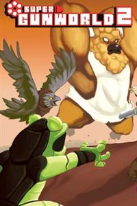 Carátula del juego Super GunWorld 2