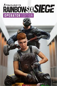 Tom Clancy's Rainbow Six Siege Operator Edition