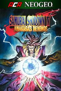 Carátula para el juego ACA NEOGEO SAMURAI SHODOWN IV de Xbox 360