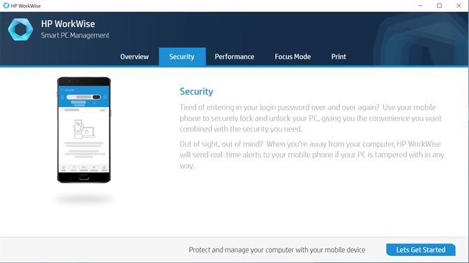 Get HP WorkWise - Microsoft Store en-LS