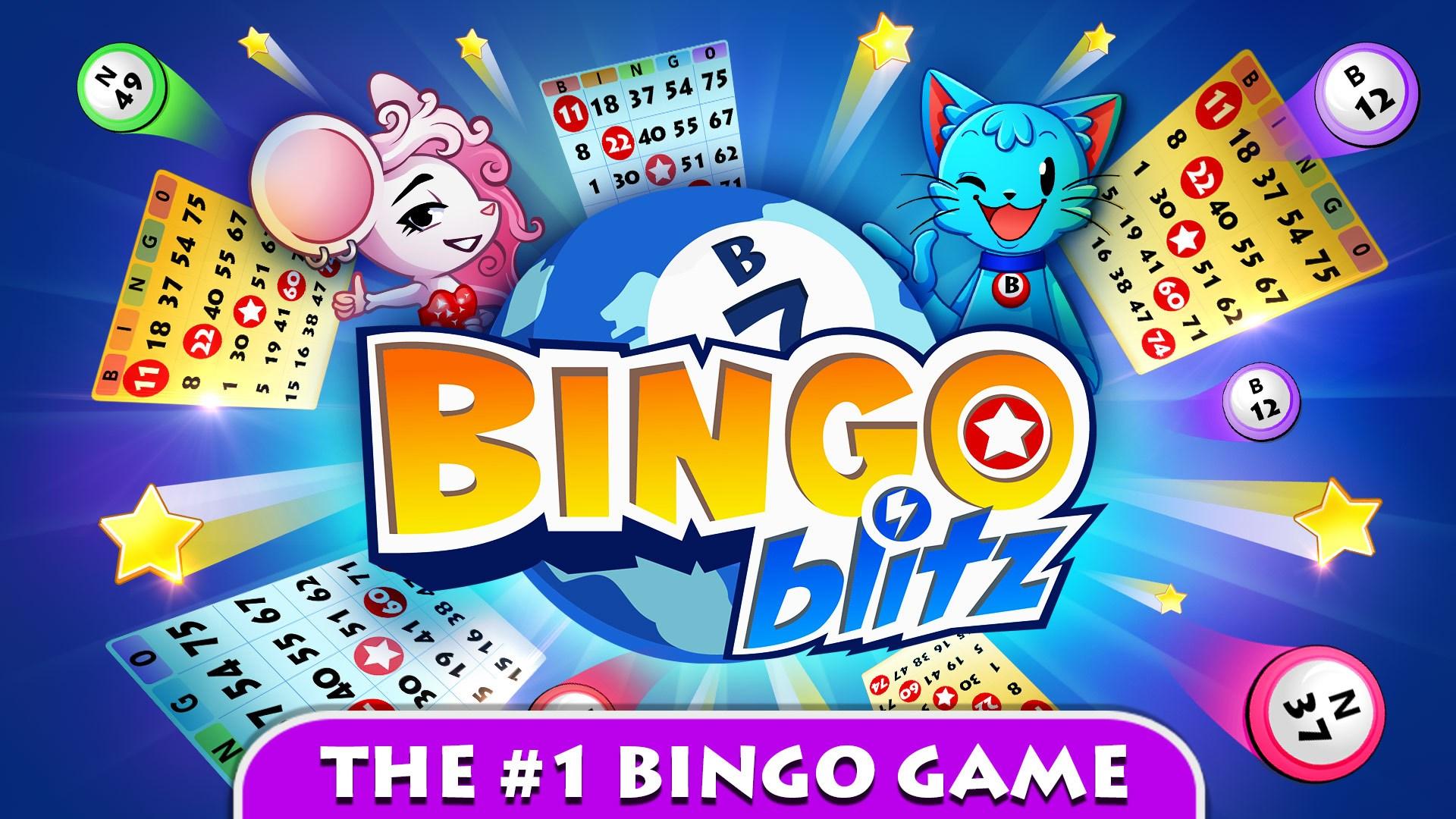 free credits for bingo blitz