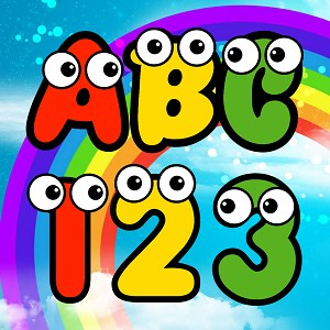 abc 123 help me Update: maybe i need to clarify her not knowing her abc's and 1,2,3's she knows how to sing them but don't know how to identify them this is what i mean by not knowing her abc's and 123's and this is what i'm trying to teach her.