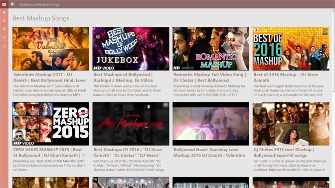 Get Bollywood Mashup Songs - Microsoft Store en-PK