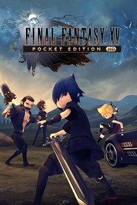 Carátula del juego FINAL FANTASY XV POCKET EDITION HD
