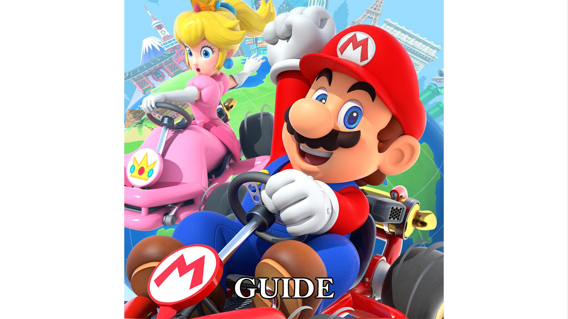 Buy Mario Kart Tour Game Guide By Guideworlds Com Microsoft Store En Gg