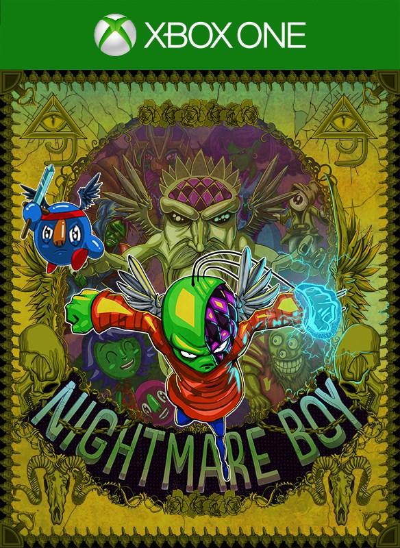 Nightmare Boy boxshot