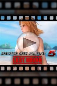 Carátula del juego DEAD OR ALIVE 5 Last Round Tina's Private Paradise