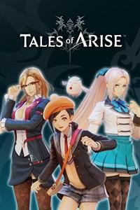Tales of Arise - School Life Triple Pack (Female)