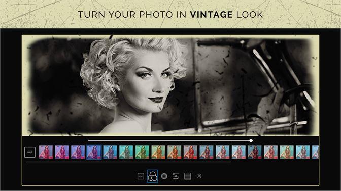 Get Vintage Photo Editor Microsoft Store