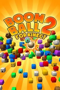 Carátula del juego Boom Ball 2 for Kinect