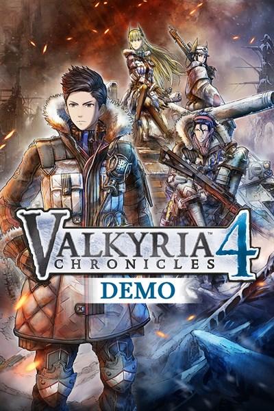 Valkyria Chronicles 4 Demo