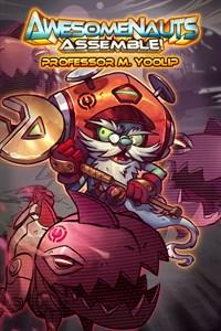Carátula del juego Professor M. Yoolip - Awesomenauts Assemble! Character