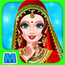Indian Wedding Dressup & Makeover - Fun Beauty Makeup Game For Girls