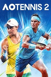 Carátula para el juego AO Tennis 2 de Xbox 360