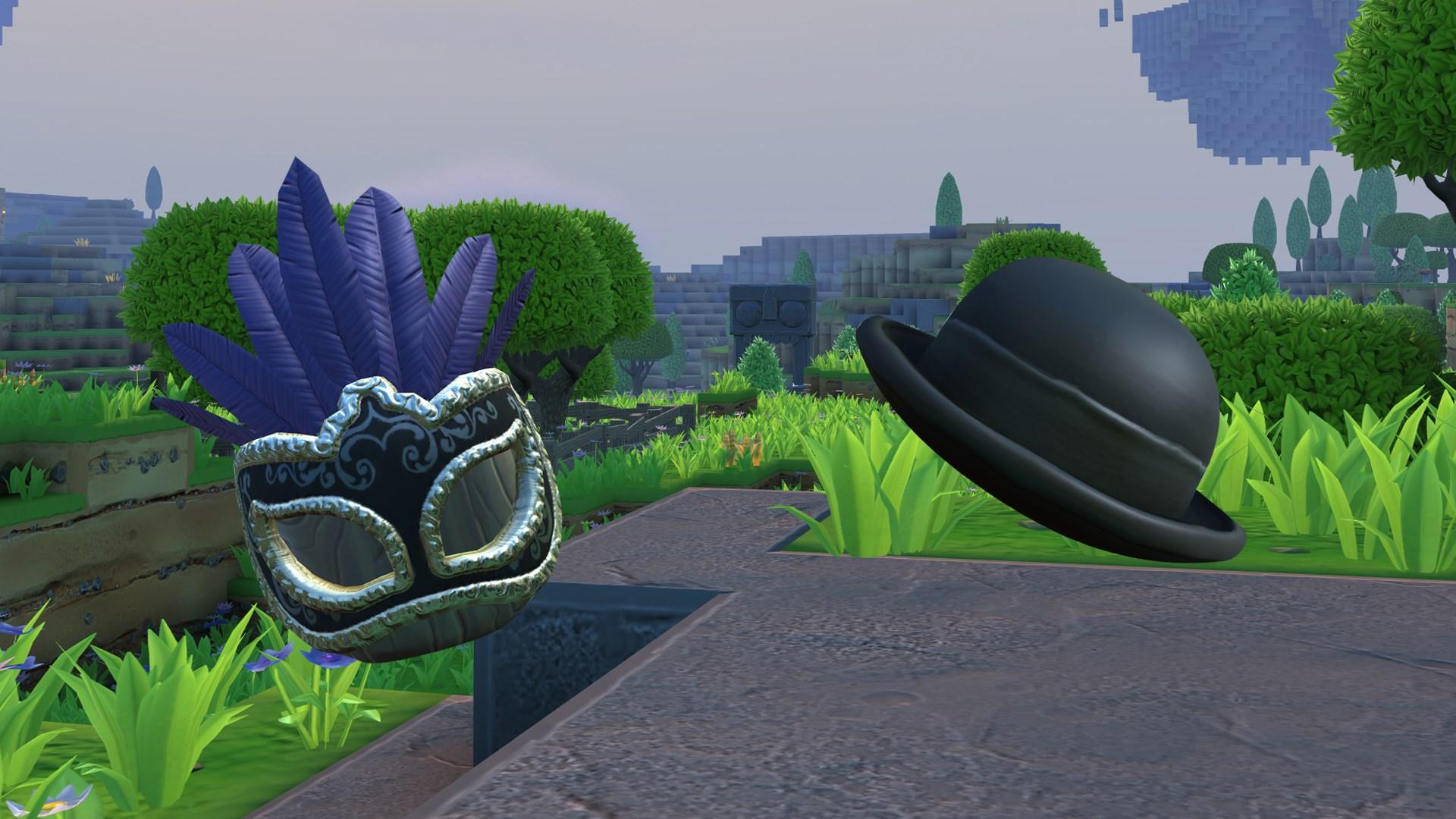 Portal Knights – Box of Fantastic Headwear