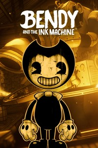 Carátula para el juego Bendy and the Ink Machine de Xbox 360