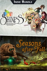 INDIE BUNDLE: Shiness and Seasons after Fall