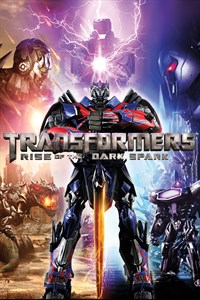 Carátula del juego Transformers: The Dark Spark
