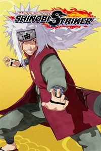 Carátula del juego NTBSS: Master Character Training Pack - Jiraiya