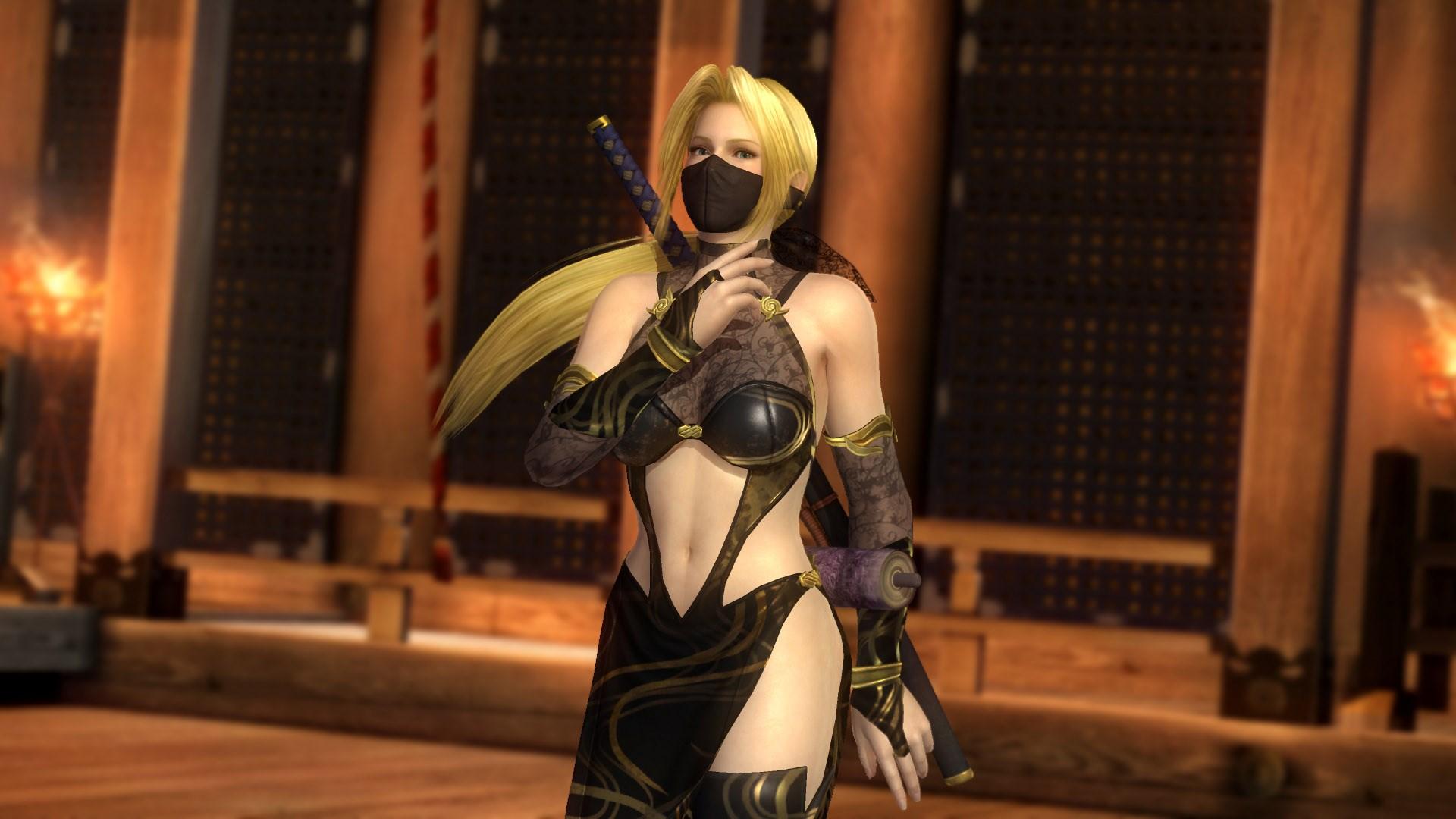 DOA5LR Ninja Clan 2 - Helena