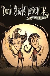 Carátula del juego Don't Starve Together: Console Edition