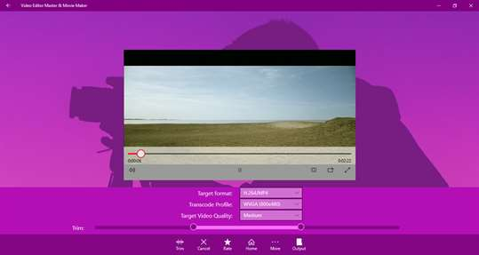 Video Editor Master & Movie Maker screenshot 1