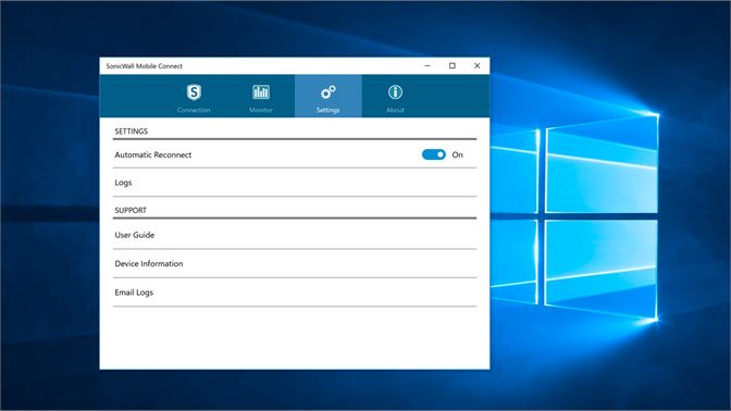 Get SonicWALL Mobile Connect - Microsoft Store
