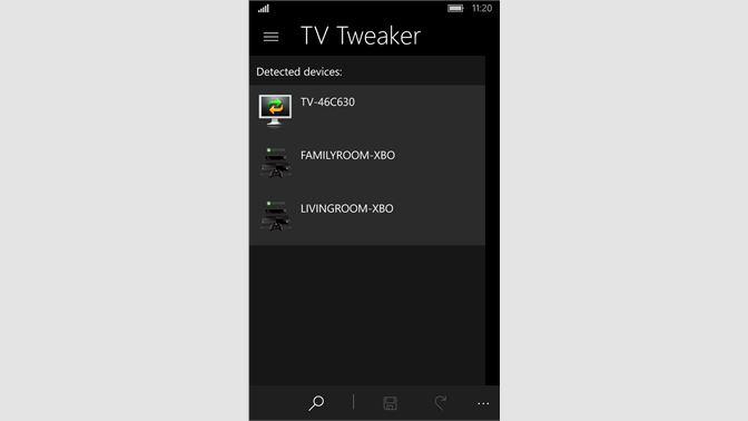 Buy TV Tweaker - Microsoft Store