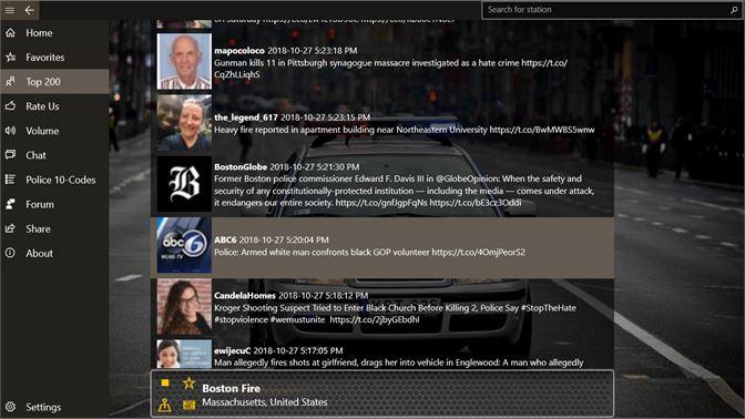 Buy Official Police Radio Scanner 5-0 - Microsoft Store en-JE
