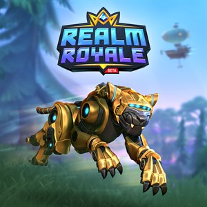 Realm Royale Gold Plated Prowler Bundle Xbox One