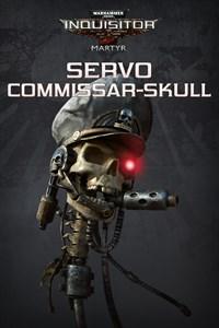 Warhammer 40,000: Inquisitor - Martyr | Servo Comissar-skull