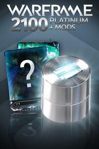 Warframe®: 2100 Platinum + Mods