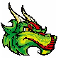 Get Dragons Color by Number - Pixel Art, Sandbox Coloring