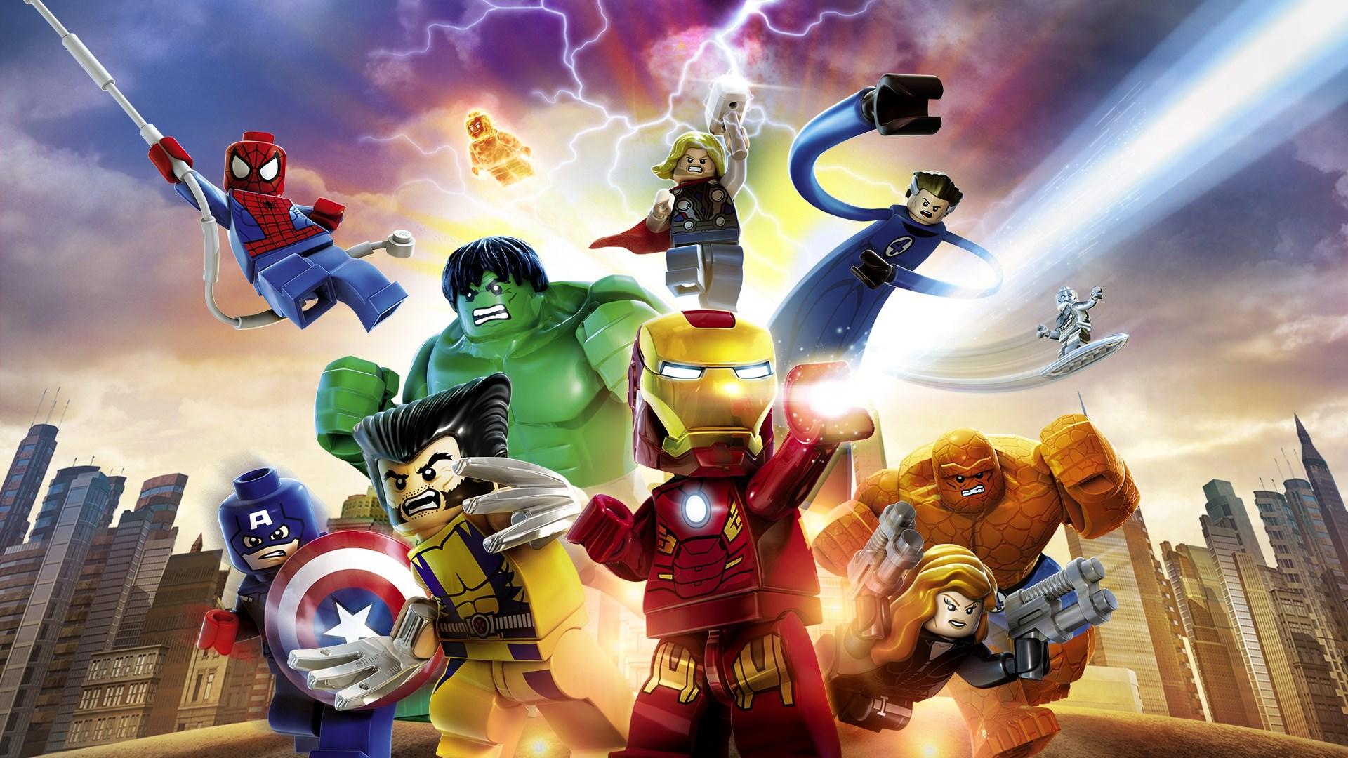 Buy LEGO Marvel Super Heroes - Microsoft Store en-CA